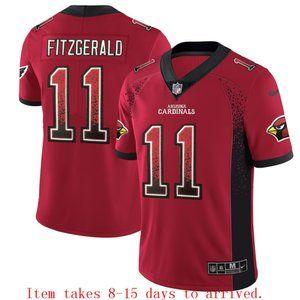 Arizona Cardinals Larry Fitzgerald Drift Jersey